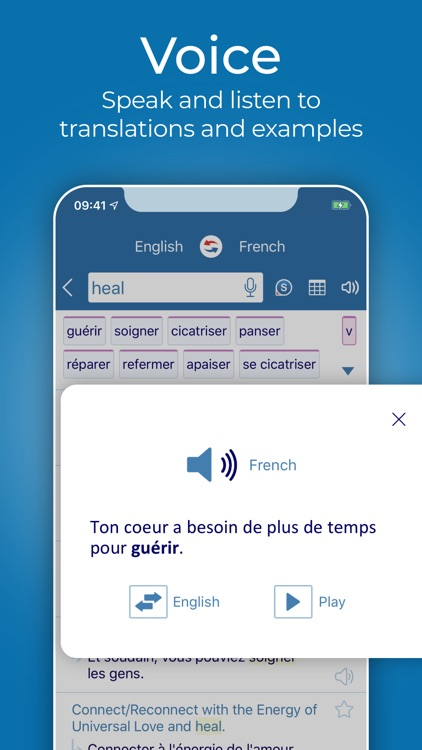Reverso translate and learn screenshot-3
