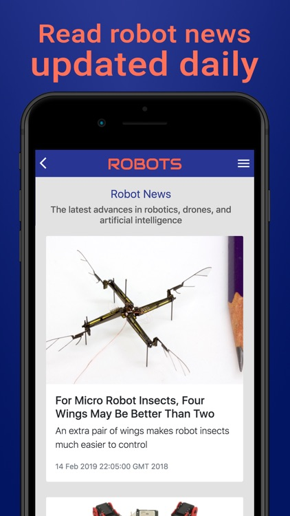 Robots Guide screenshot-5