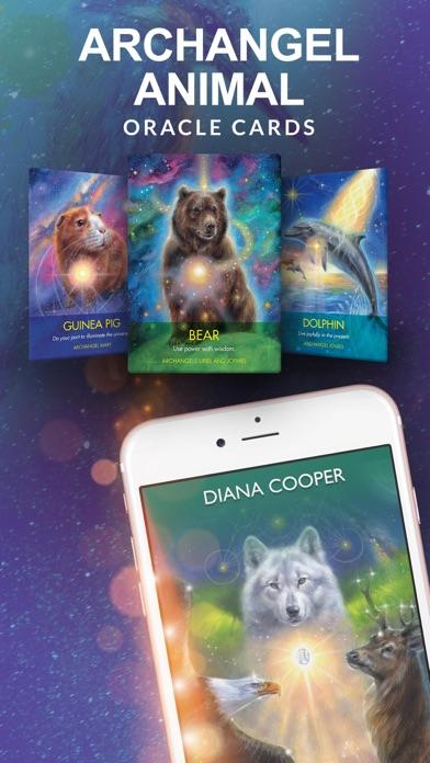 Archangel Animal Oracle Cards screenshot 1