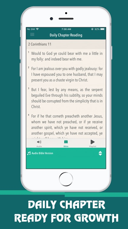 Audio Bible - Dramatized Audio screenshot-5