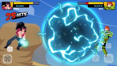 Stick Heroes: Fighting Battle screenshot 2