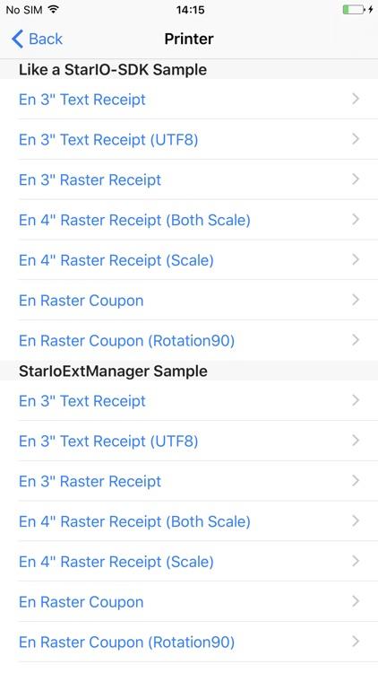 StarPRNT SDK by STAR MICRONICS CO ,LTD