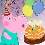 Birthday - funny holiday party