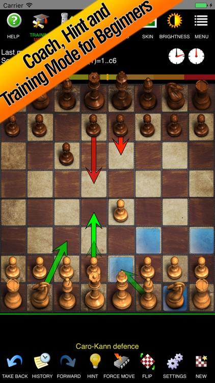Chess Pro with Coach screenshot-3