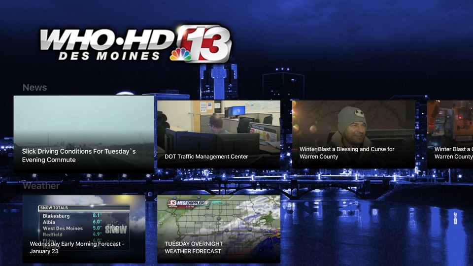 Screenshot #2 for WHO-HD Channel 13 Central Iowa