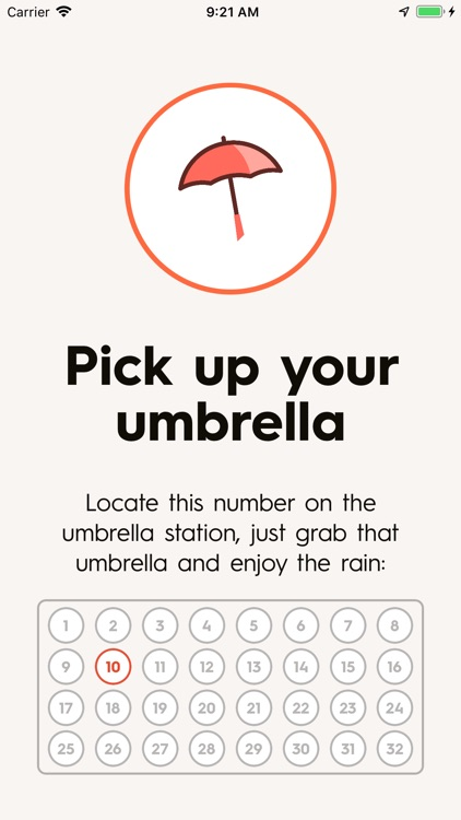 Dripdrop - Umbrella Sharing screenshot-3