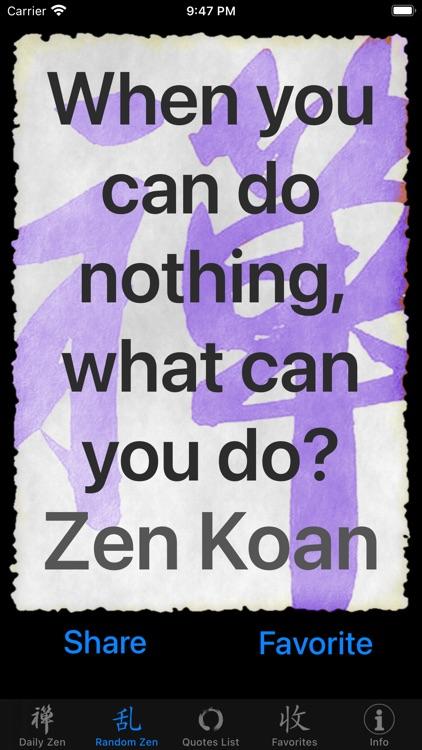 Zen Wisdom