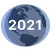 Brainware LLC - World Tides 2021 アートワーク