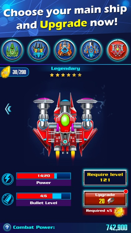 Galaxy Attack: Alien Shooter screenshot-6