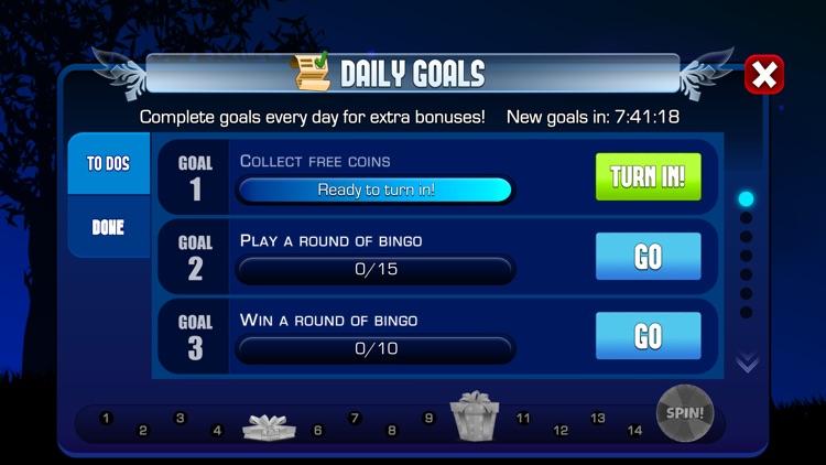 Absolute Bingo! Play Fun Games screenshot-4