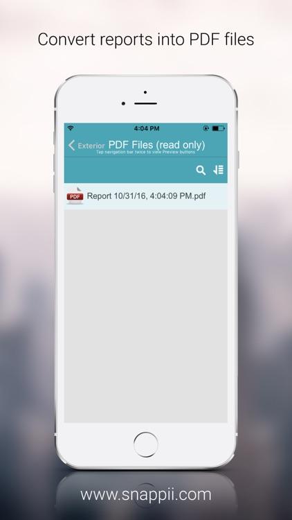 Building Inspection App screenshot-3