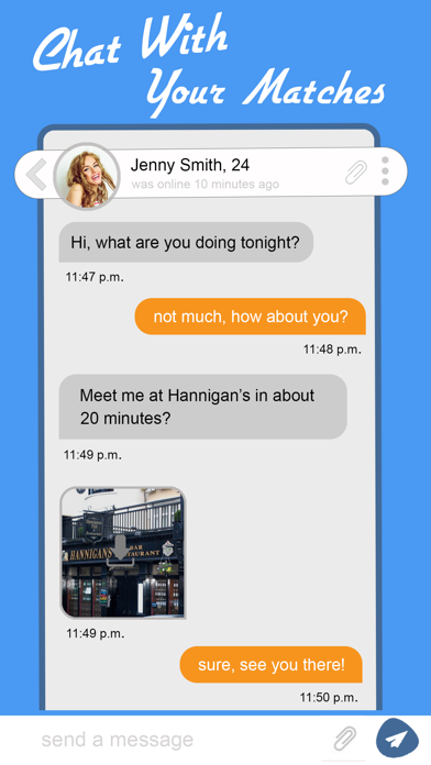 Friendable Free - Meet New People & Find Local Friends with Social Chat! screenshot