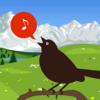 Spiny Software Ltd - Tjilp! Vogelzang kunstwerk