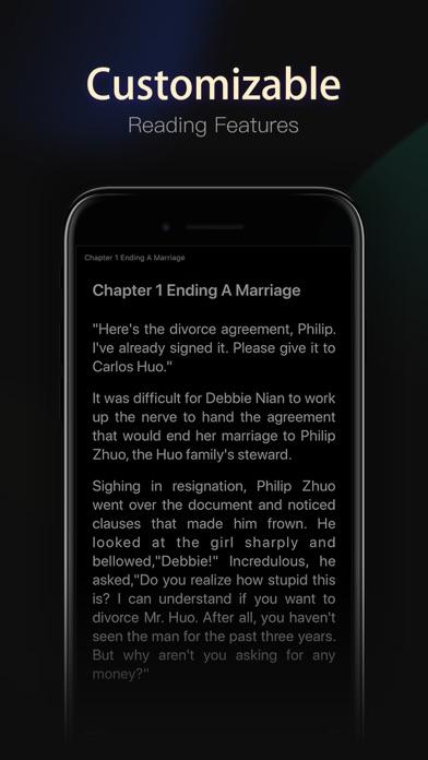 ReadNow - Chat & Text Stories Screenshot