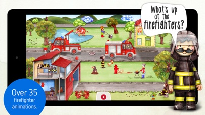 Tiny Firefighters: Kids' App screenshot four