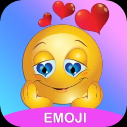 Keyboard Love Emoji - Stickers