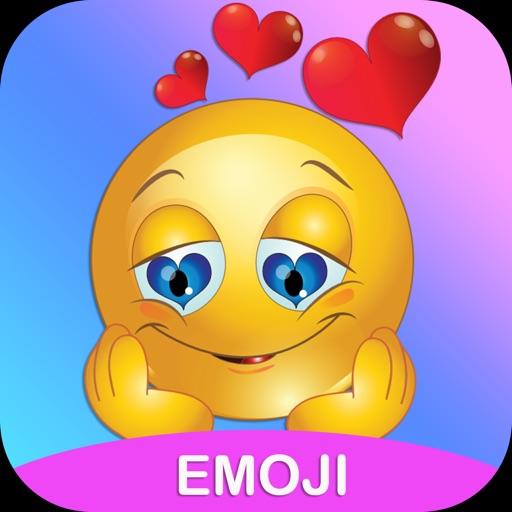 Keyboard Love Emoji - Stickers