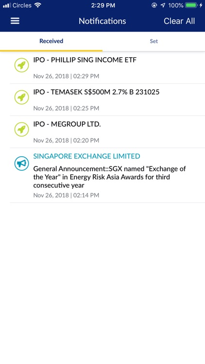 SGX Mobile