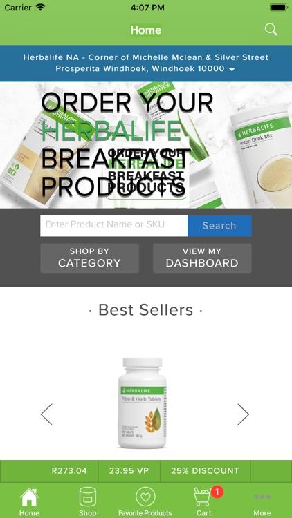 Herbalife POS screenshot-3