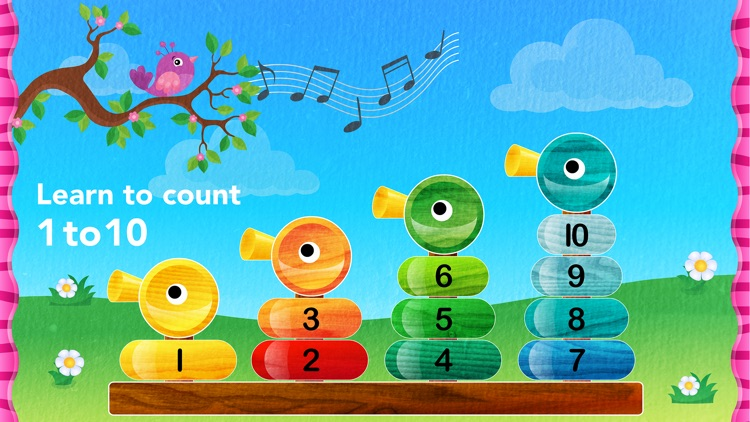 Toddler puzzles games for kids screenshot-3