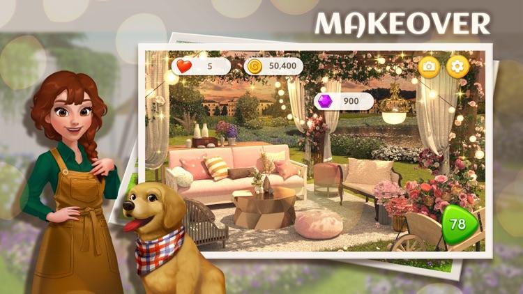 My Home Design : Garden Life screenshot-8