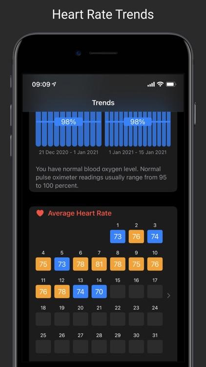 CardioBot - Heart Rate Monitor screenshot-4