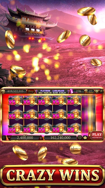 Wynn Slots - Las Vegas Casino screenshot-5