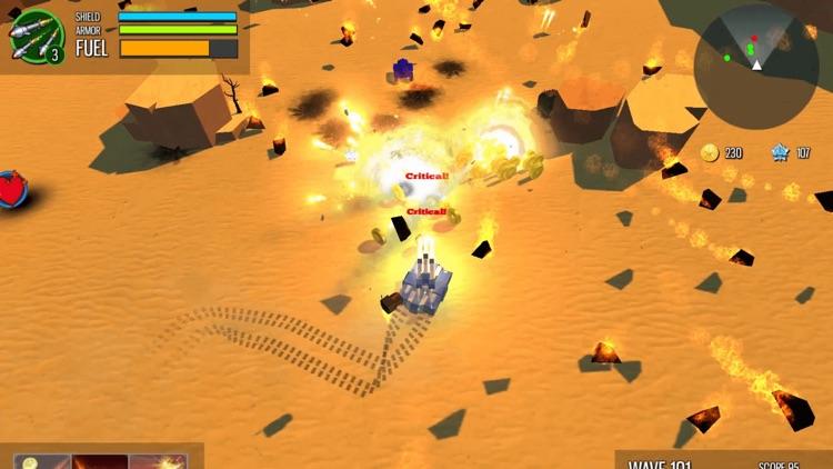 MINI METAL: Tank Battle screenshot-5