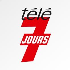 Télé 7 Jours c'est l'application programme TV de référence