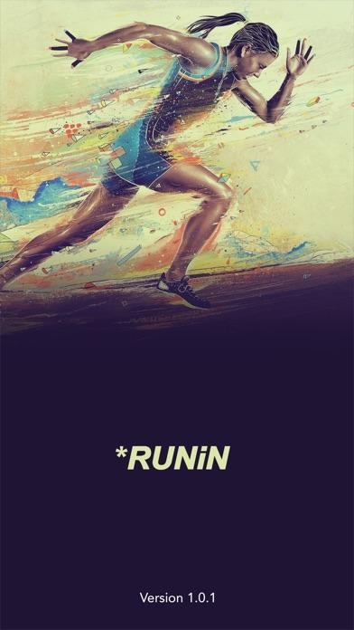RUNiN app image