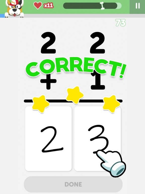 Math Learner: Learning Games screenshot 7