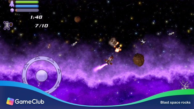 Space Miner - GameClub screenshot-0