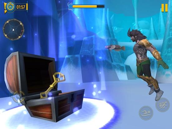 Superhero Aqua Man screenshot 8