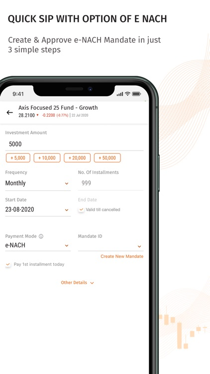 Stock Trading App: MO Investor