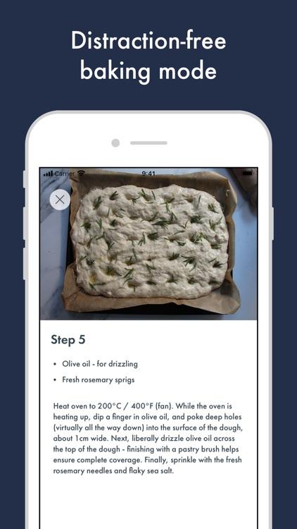 Kneady: Bread Recipes & Baking screenshot-5