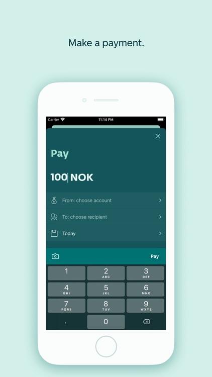 DNB Mobile Bank screenshot-5