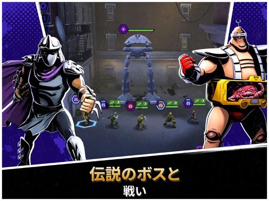 Ninja Turtles: Legendsのおすすめ画像2