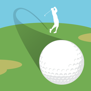 The Golf Tracer app