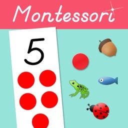 Montessori Preschool Counting