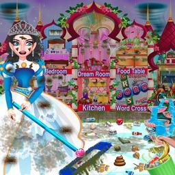 Ice Princess Big House Cleanup