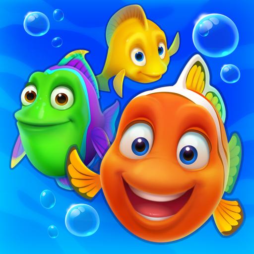 梦幻水族箱 (Fishdom) for Mac