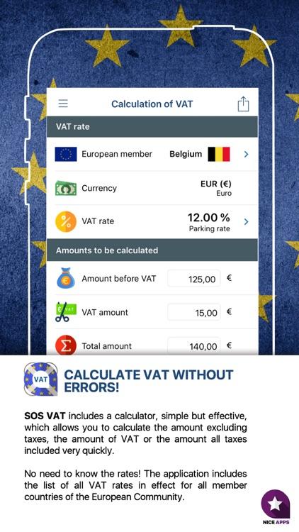 SOS VAT screenshot-3