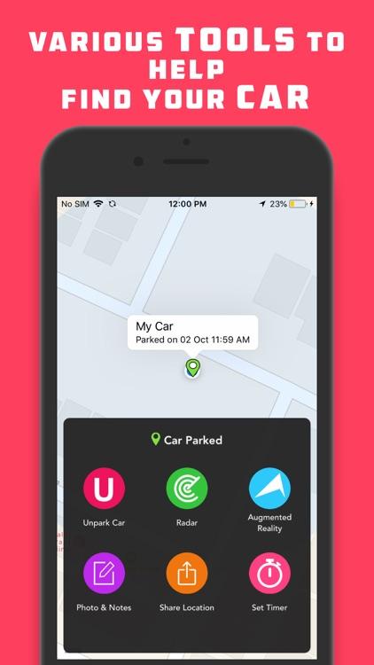 Find My Car - Car Locator