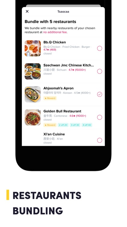 Chowbus: Asian Food Delivery screenshot-3