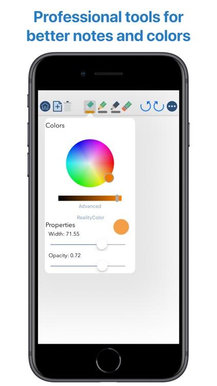 QuickNotes X Pro screenshot-5