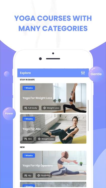 Yoga for beginners   Yoga screenshot-3