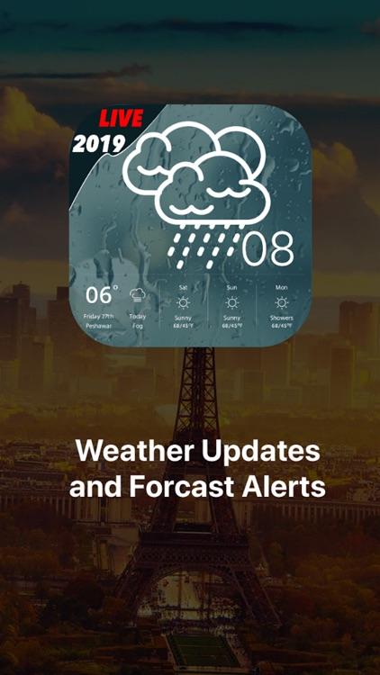 Weather : Forecast Alert