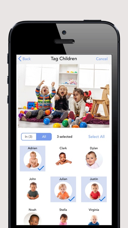 Daily Connect (Child Care)