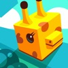 Run Giraffe — Floppy Puzzle 3D