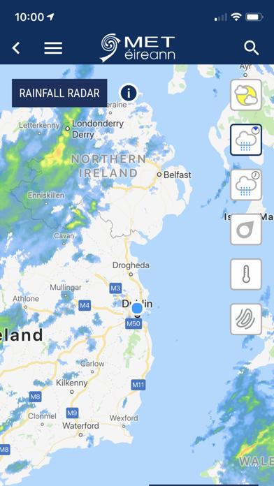 Met Éireann Weather Irelandのおすすめ画像1